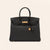 Hermès | Black Birkin with Gold Hardware | 35