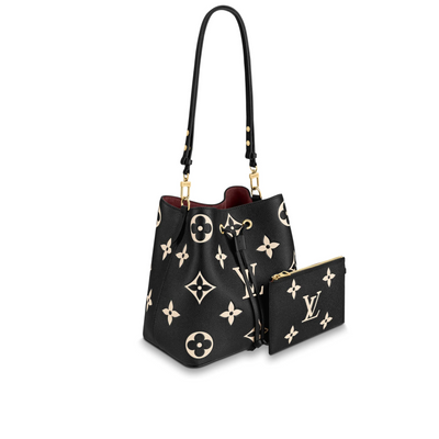 Louis Vuitton Black NeoNoe MM M45497