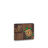 Louis Vuitton | Nigo Multiple Wallet | N60396