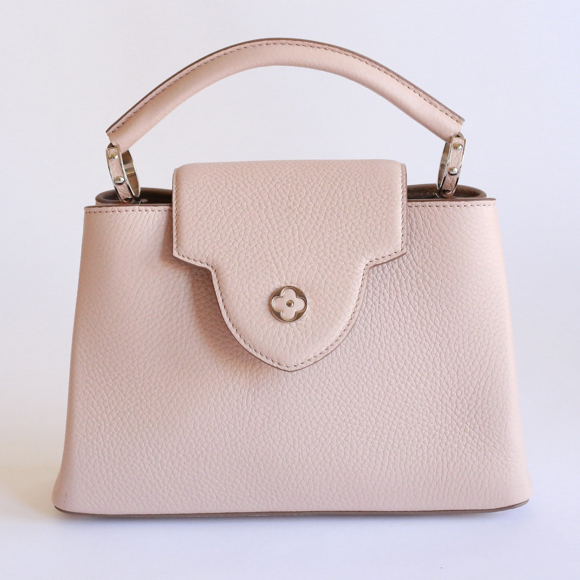 Dissapointed with Capucines PM - PurseForum