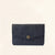 Louis Vuitton | Black Empreinte Coin/Key Pouch | One-Size