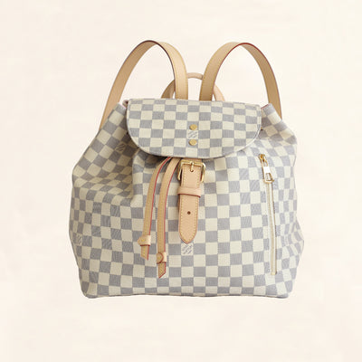 Louis Vuitton | Canvas Damier Azur Sperone N41578 | GM - The-Collectory
