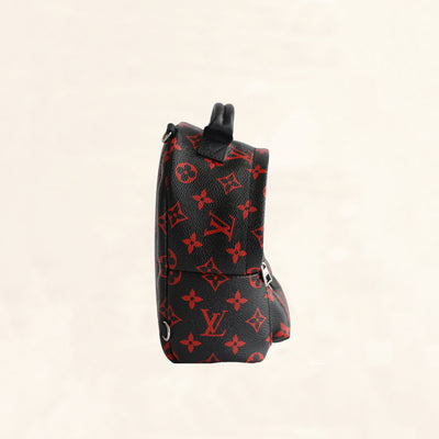 Louis Vuitton | Infra Rouge Palm Springs Backpack | Mini - The-Collectory
