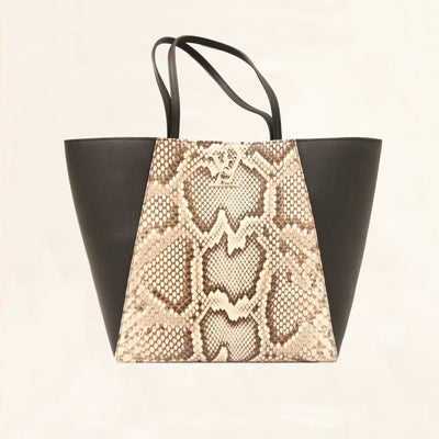 Louis Vuitton | Python Lockme Cabas | One Size - The-Collectory