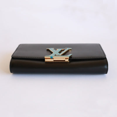 Louis Vuitton | Calfskin Louise Clutch | GM - The-Collectory