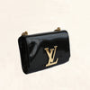 Louis Vuitton | Patent Leather Louise Clutch | MM - The-Collectory