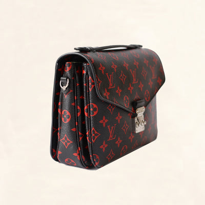 Louis Vuitton | Metis Pochette Infra Rouge | One-Size - The-Collectory