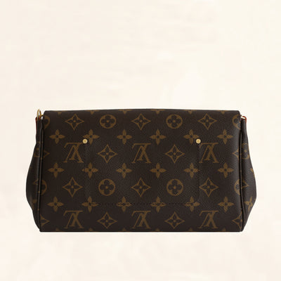 Louis Vuitton | Canvas Monogram Favorite | MM - The-Collectory