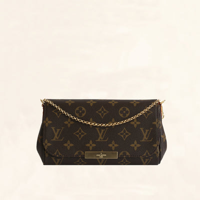 Louis Vuitton | Canvas Monogram Favorite | PM - The-Collectory