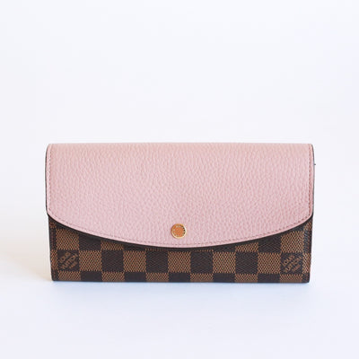 Louis Vuitton | Normandy Damier Ebene | Wallet - The-Collectory