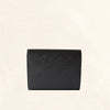 Louis Vuitton | Twist Compact Epi Leather Wallet | Black - The-Collectory