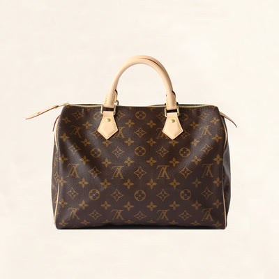 Louis Vuitton | Monogram Canvas Speedy | 30 - The-Collectory