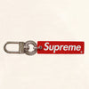 Louis Vuitton | Supreme Downtown Tab Key Holder | Red - The-Collectory