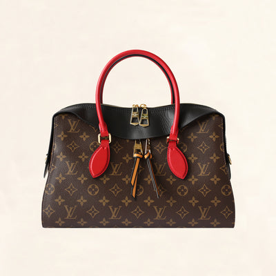 Louis Vuitton | Monogram Tuileries | Noir - The-Collectory