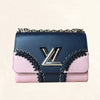 Louis Vuitton | Epi Braided Corner Twist | MM - The-Collectory
