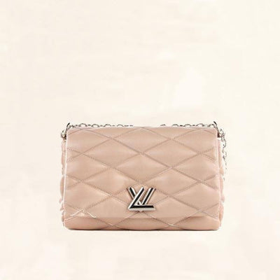 Louis Vuitton | Lambskin GO-14 Malletage Series | PM - The-Collectory
