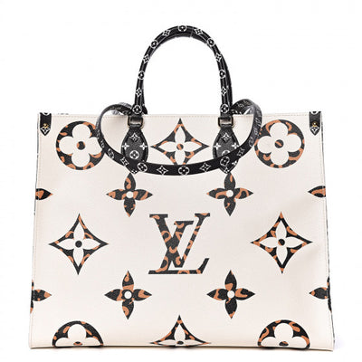 Louis Vuitton | Monogram Giant Jungle Onthego | M44675 - The-Collectory