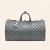 Louis Vuitton | Keepall Bandouliere 50 Metallic Silver | M43848 - The-Collectory