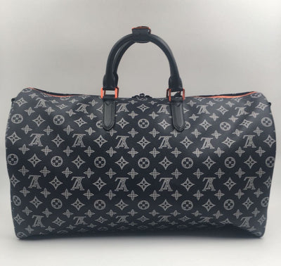 Louis Vuitton | Keepall Bandouliere Monogram 50 Upside Down | M43684 - The-Collectory