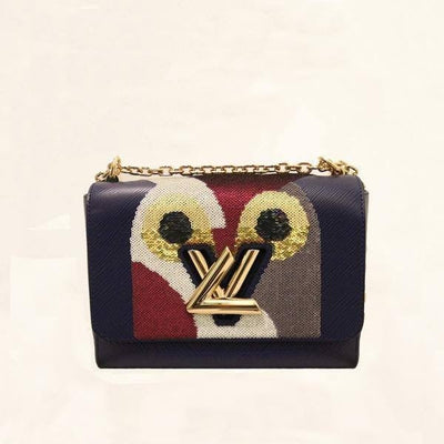 Louis Vuitton | Sequins Twist Series Night Bird | MM - The-Collectory