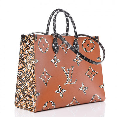 Louis Vuitton | Monogram Giant Jungle Onthego | M44674 - The-Collectory