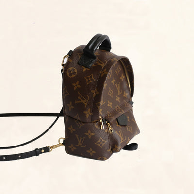 Louis Vuitton | Monogram Palm Springs Backpack | Mini - The-Collectory