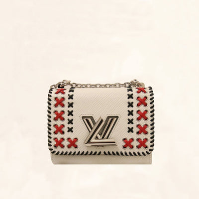 Louis Vuitton | Embroidered Epi-Leather Twist Series | PM - The-Collectory