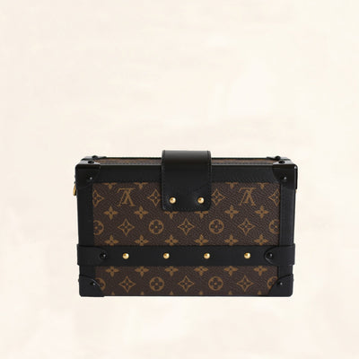 Louis Vuitton | Monogram Canvas Petite Malle | One Size - The-Collectory
