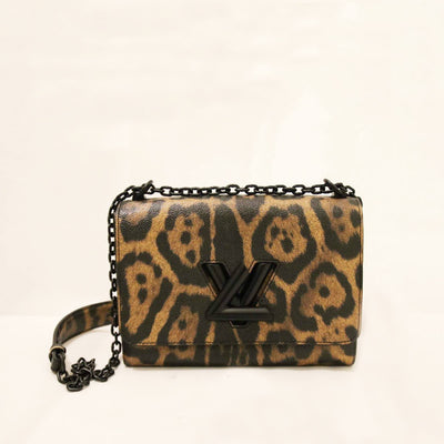 Louis Vuitton | Epi Leather Twist Series Wild Animal | MM - The-Collectory