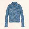 Louis Vuitton | Supreme Denim Monogram Jacket | 56 - The-Collectory