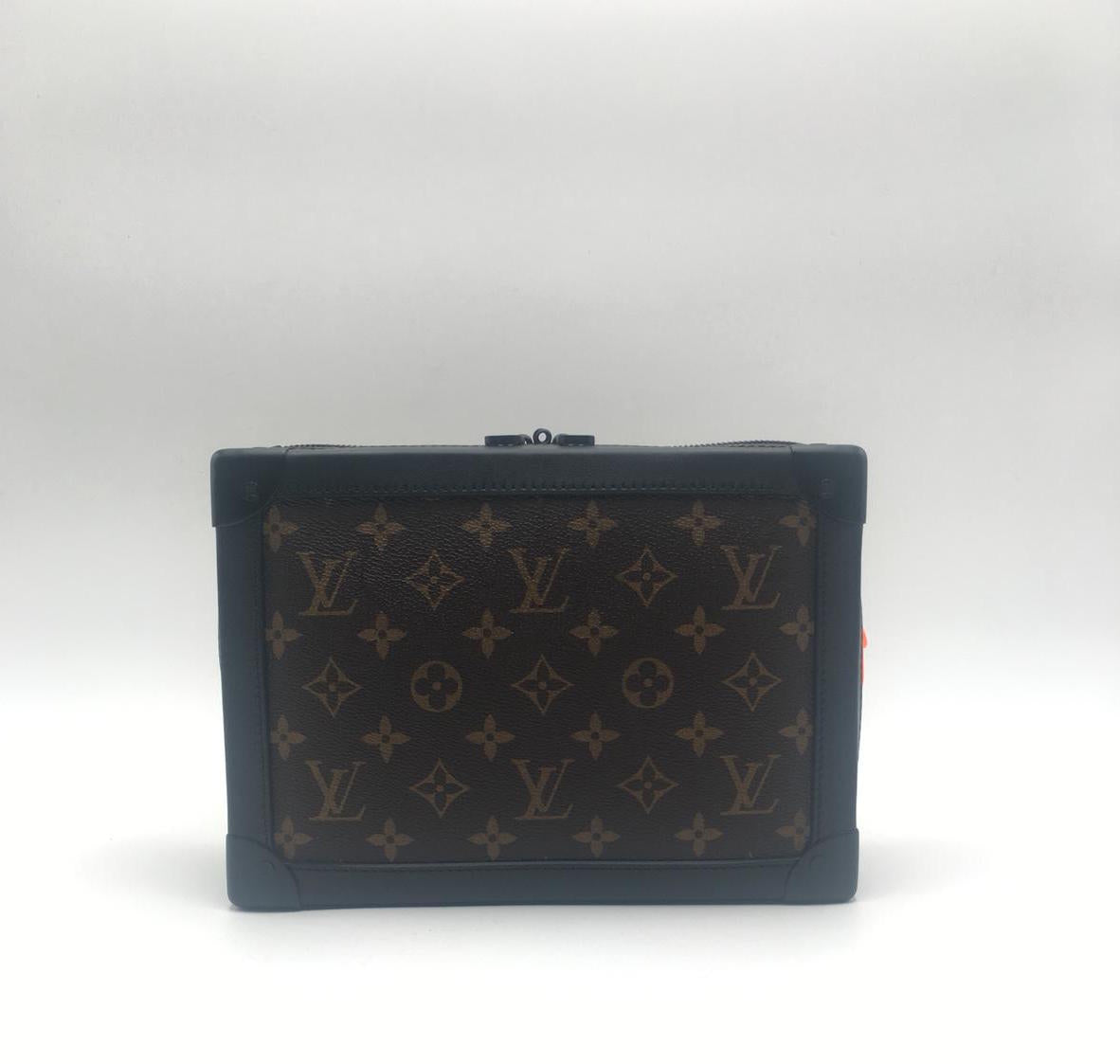 Louis Vuitton Monogram Soft Trunk Cross Body Bag - The-Collectory 01433f4f8197a