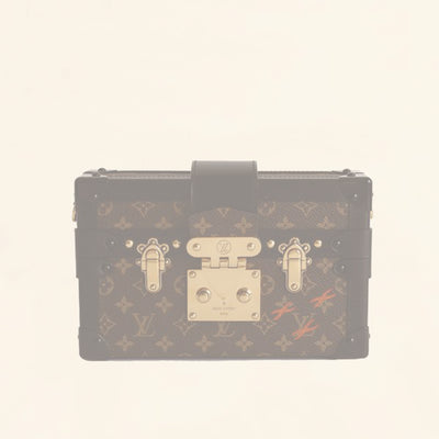Louis Vuitton | Monogram Canvas Petite Malle | XL