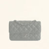 Chanel | So Black Rectangular Classic Flap | Mini - The-Collectory