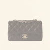 Chanel | Caviar Mini Rectangular Flap Bag | Black with Gold Hardware