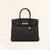 Hermès | Black Togo Birkin with Silver Hardware | 30