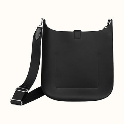 Hermes Evelyne Sellier 33 GM Black Noir - The-Collectory