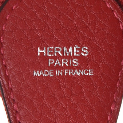 Hermés Clemence Evelyne III 29 Rouge Casaque - The-Collectory