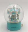 Tiffany & Co | Stunning Carousel Musical Globe | Large