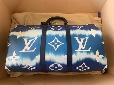 Louis Vuitton Keepall Bandouliere 50 LV Escale