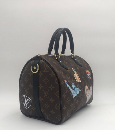 Louis Vuitton | My World Tour Speedy | 30 - The-Collectory