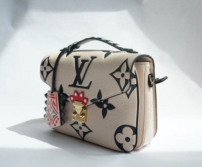 Louis Vuitton LV Crafty Pochette Metis M45384