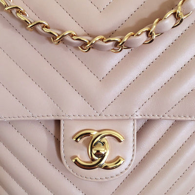 Chanel | Chevron Urban Spirit Backpack | Large - The-Collectory