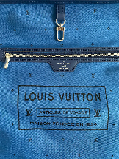 Louis Vuitton | Escale Neverfull Tie Dye | M45128 - The-Collectory
