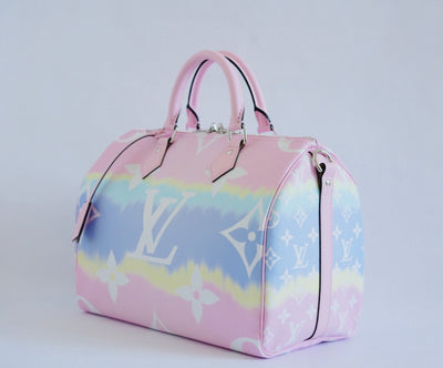 Louis Vuitton | Escale Speedy Bandoulière 30 Tie-Dye | M45123 - The-Collectory