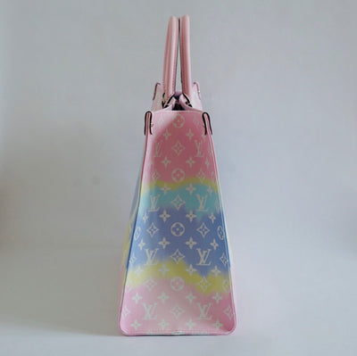Louis Vuitton | Escale Pastel Tie Dye Onthego | M45119 - The-Collectory
