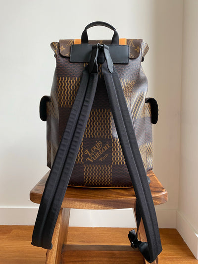Louis Vuitton | Nigo Christopher Backpack | N40358