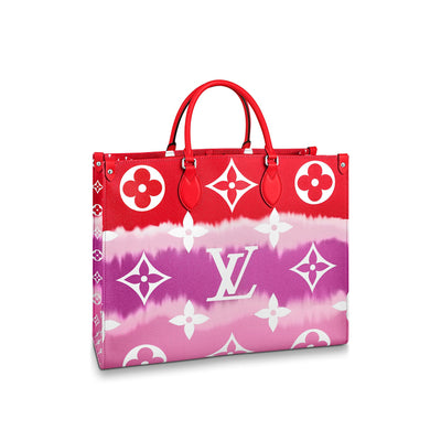 Louis Vuitton Onthego LV Escale Rouge M45121