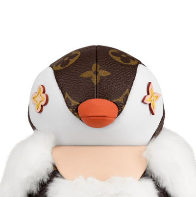 Louis Vuitton | Doudou Penguin Ernest | GI0432 - The-Collectory