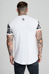 Judas Sinned Sinner Skull T-Shirt - White