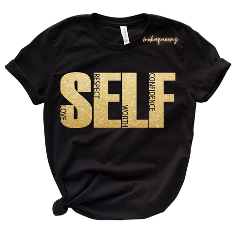 Self Love Affirmations Shirt